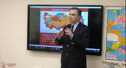Γεωπολιτική Σύγκρουσις στην Ανατολική Μεσόγειο